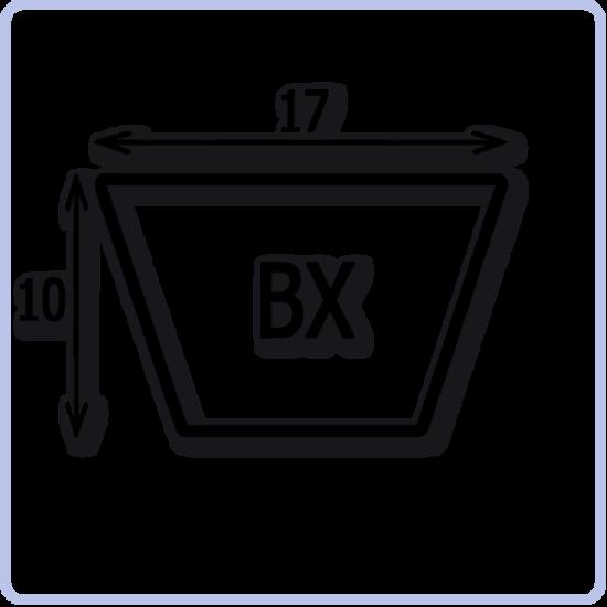 V-belt B17/BX StarkLine