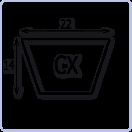 V-belt C22/CX StarkLine