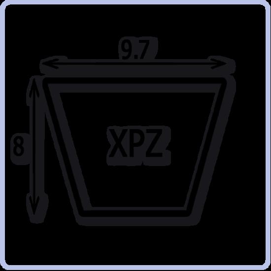 V-belt SPZ/XPZ StarkLine